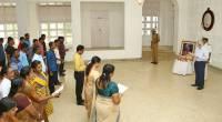 Rashtriya Sankalp Diwas (National Rededication Day) Pledge at Kerala Raj Bhavan on 31st October 2016.