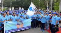 Governor flags off Walkathon of SBI on 22 April, Earth Day